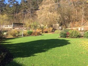 Karlík - soukromá zahrada