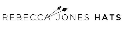 Rebecca Jones Hats Branding Master logos