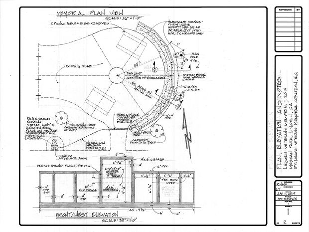 Memorial Plan, Elevation and Notes.jpg