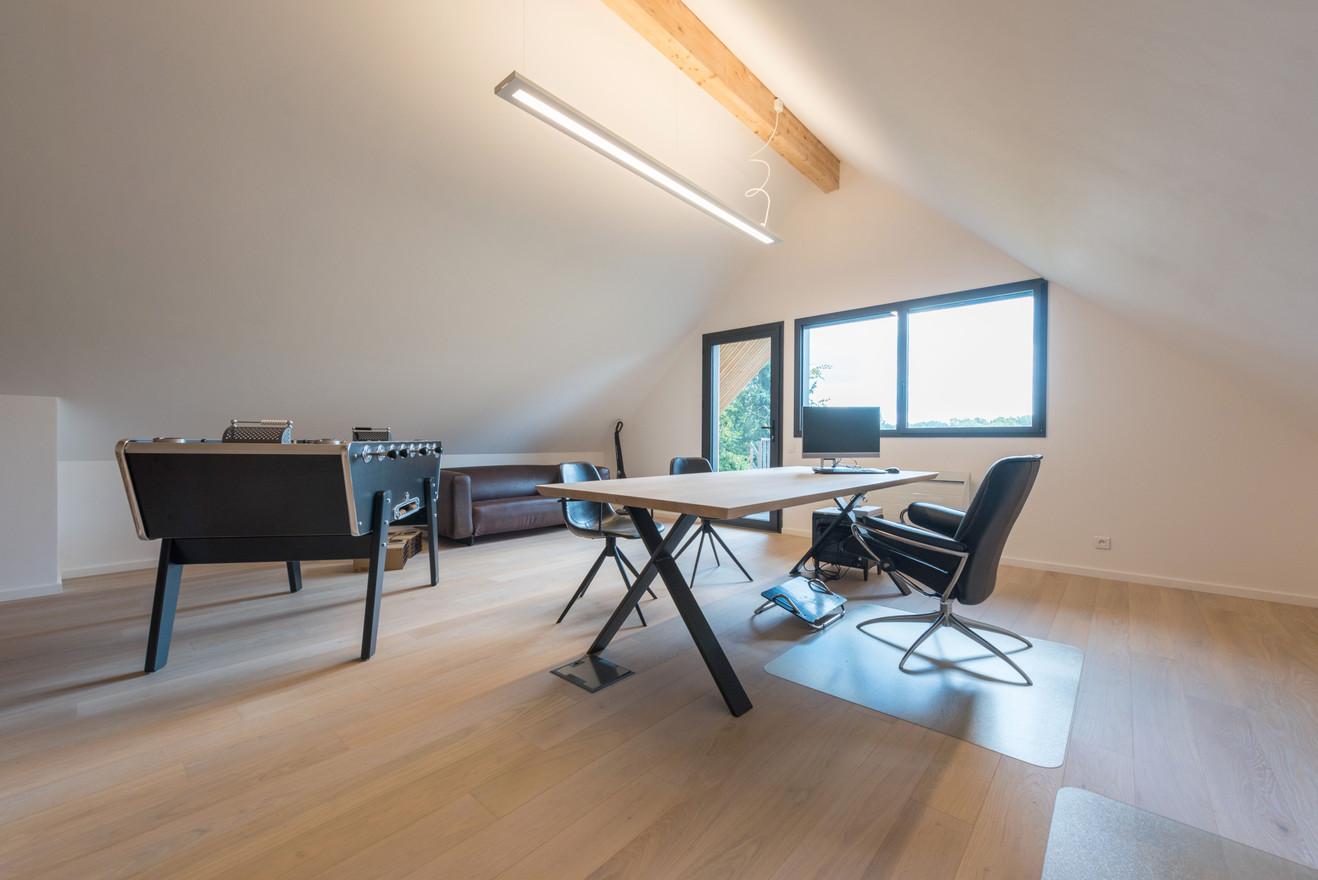 Extension et rénovation d'une habitation privée_Flines les Mortagne
