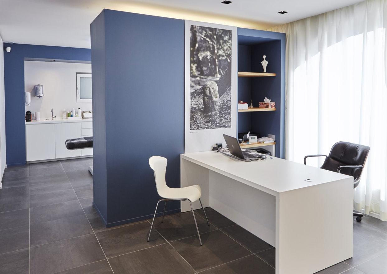 Restructuration d'un cabinet dermatologique
