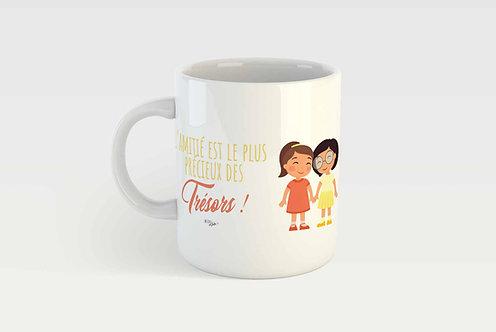 L'AMITIÉ EST UN TRÉSOR ! - FILLES