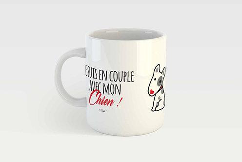 JE SUIS EN COUPLE AVEC MON CHIEN