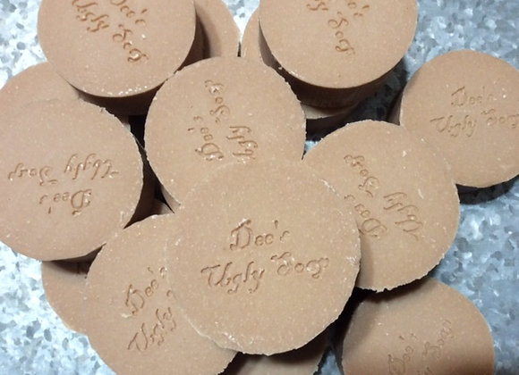Red Moroccan Clay Soap