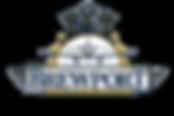 Brewport logo - white internal and trans