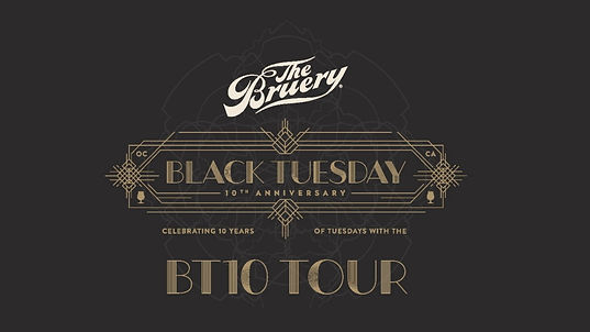 Bruery Black Tuesday for Website Header