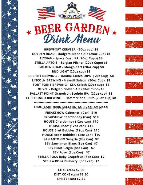 8-21-20 Beer Garden Drink Menu -resized.