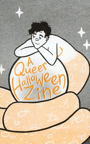 A Queer Halloween Zine (2019)