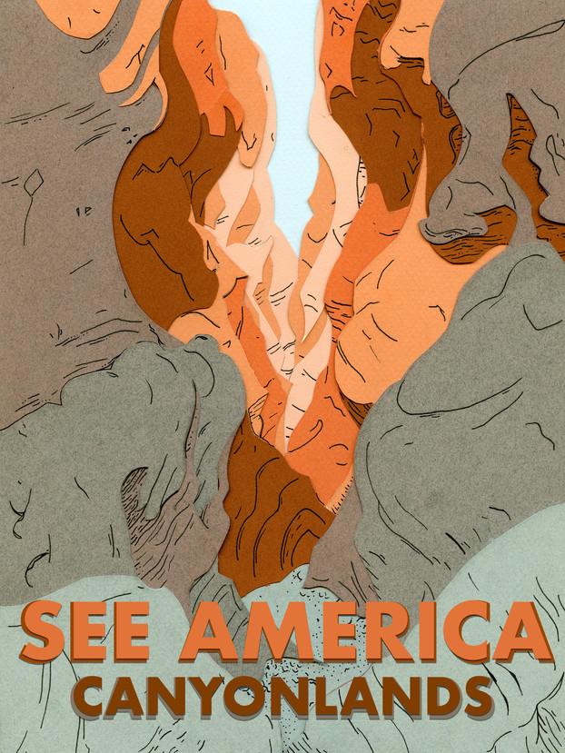 Cavernlands Poster