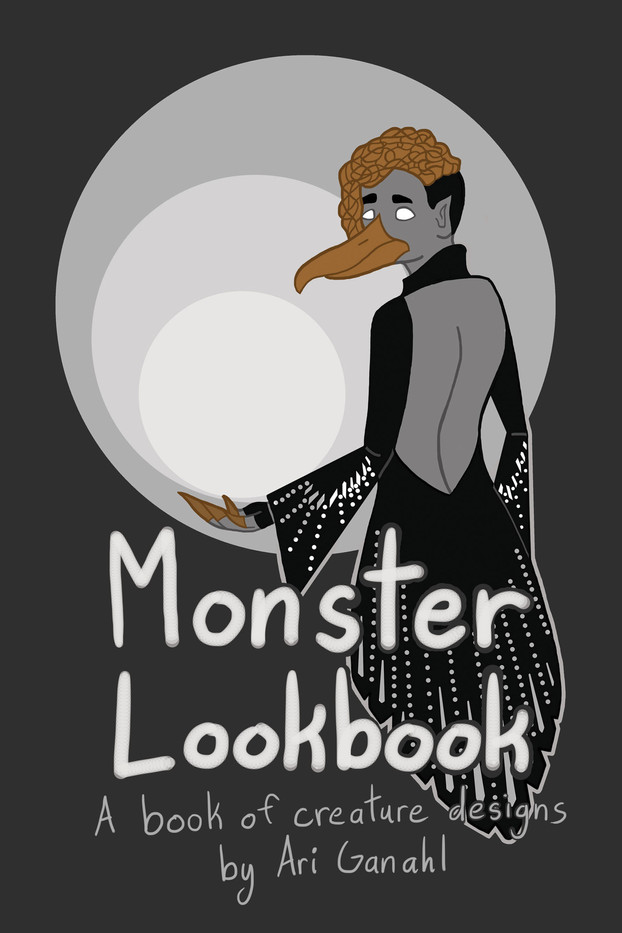 Monster Lookbook