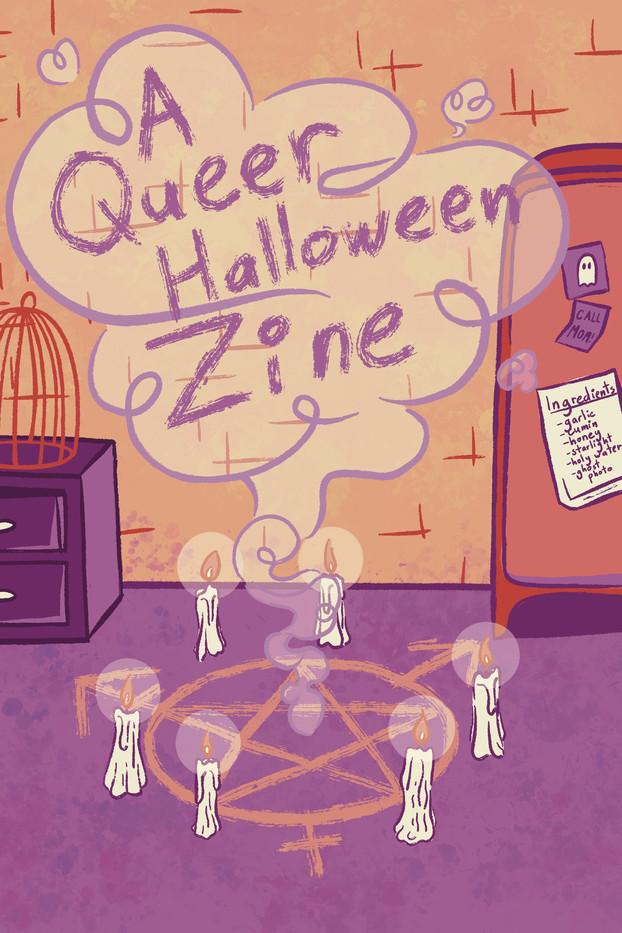 A Queer Halloween Zine (2020)
