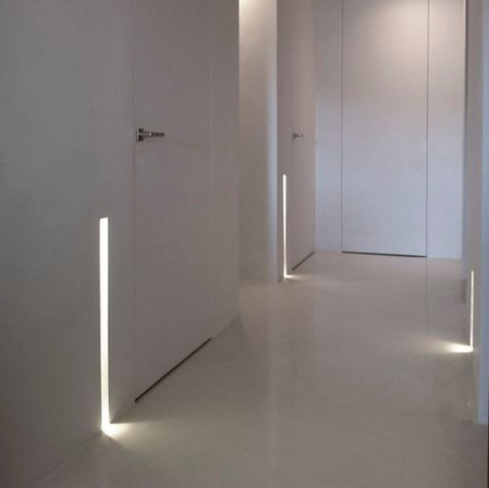 Residential low accent lights