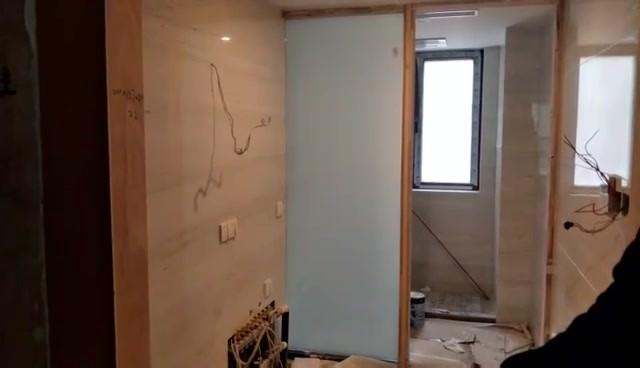 Bathroom Partition