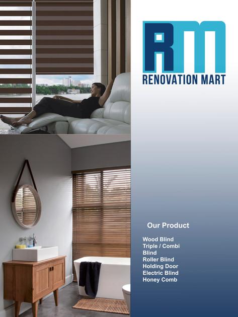 Pg.1 Cover page Renovation Mart LLC
