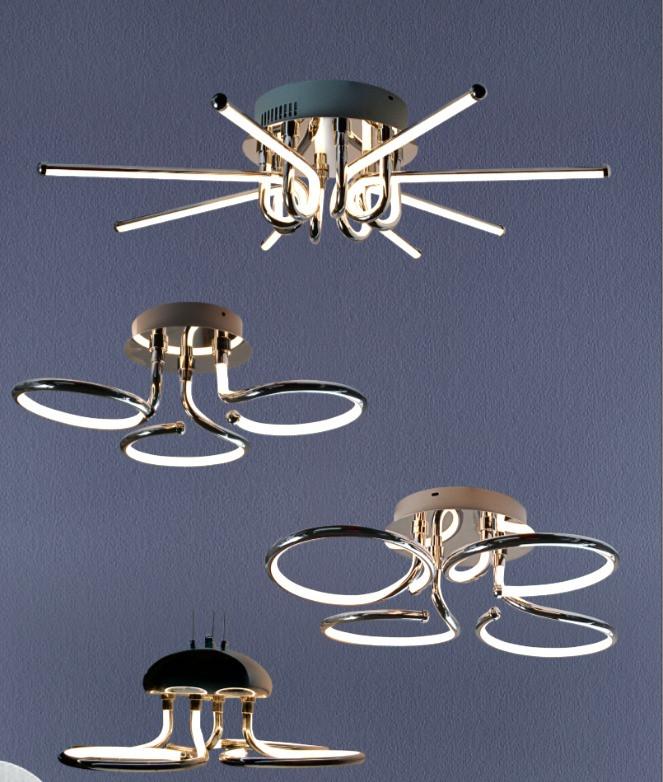 Variation of pendent lighting