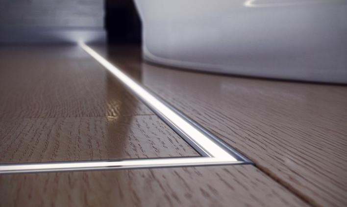 Floor profile