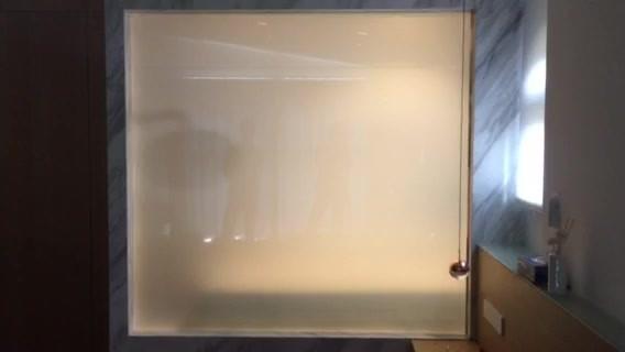 Bathroom Fixed window