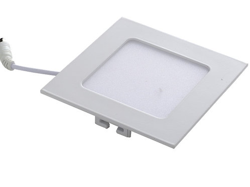 Recessed LED Panel Square 4 inch cool white