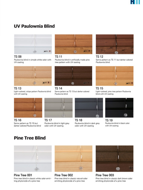 Pg.5 Wood Blinds