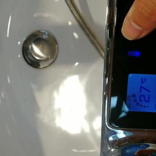 Digital Kitchen Faucet