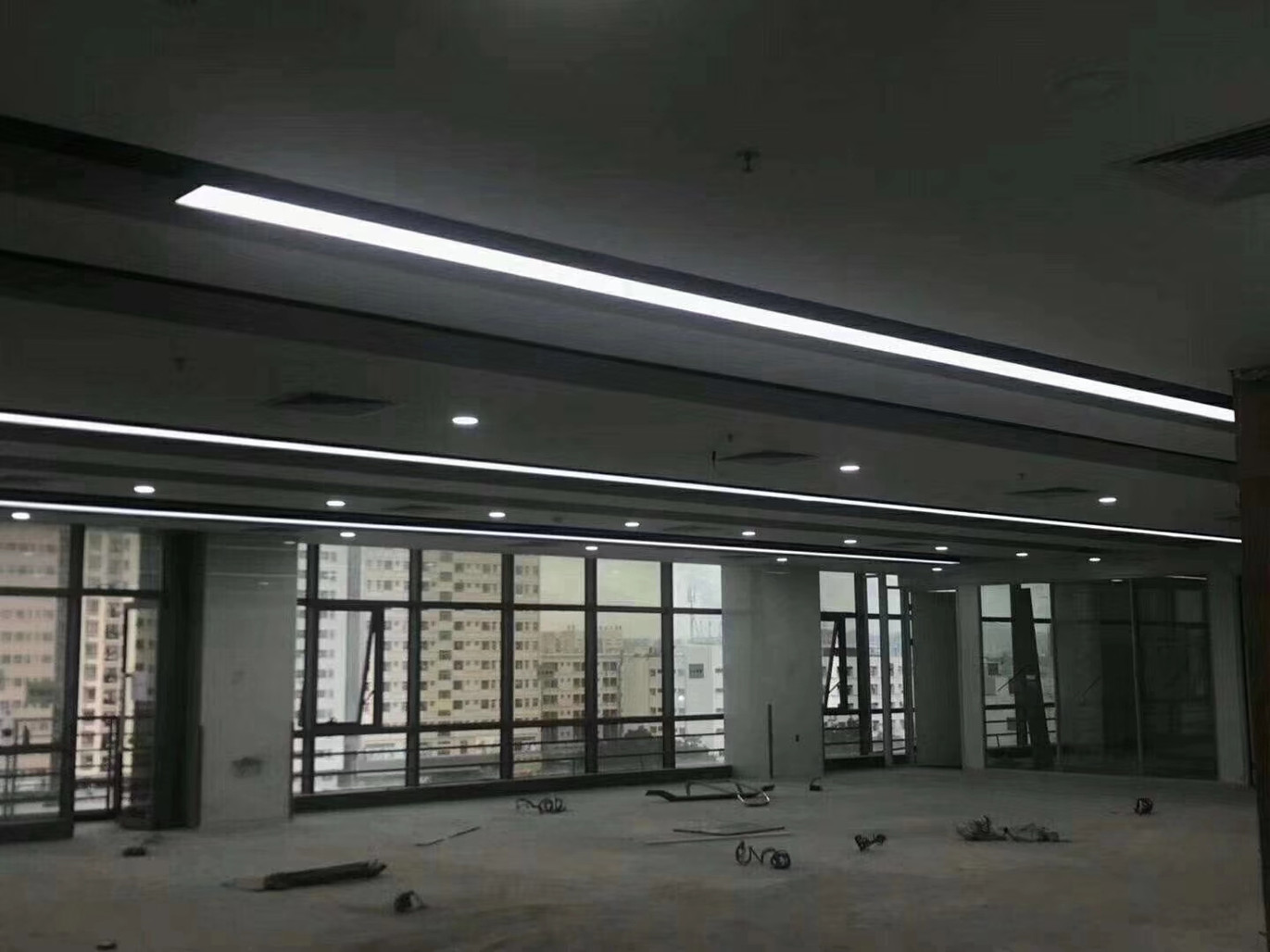 Commercial property work