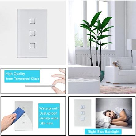 Dimmable Switch Interrupter