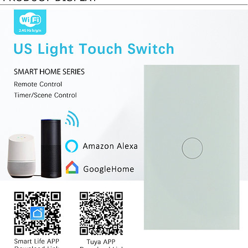 Smart Glass Switch