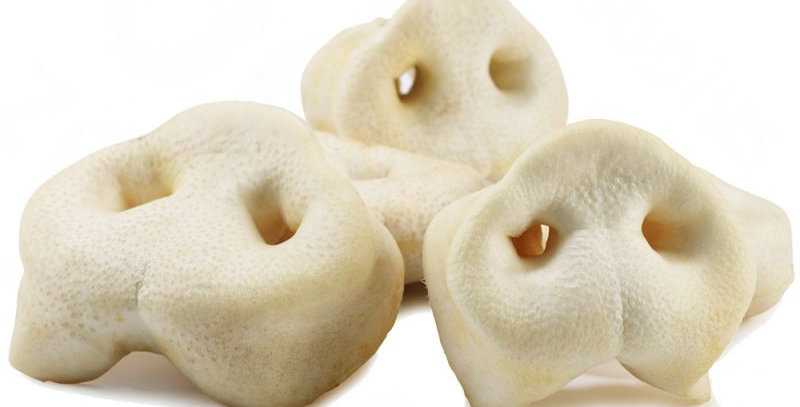 Puffed Pigs Snouts (Air Dried)