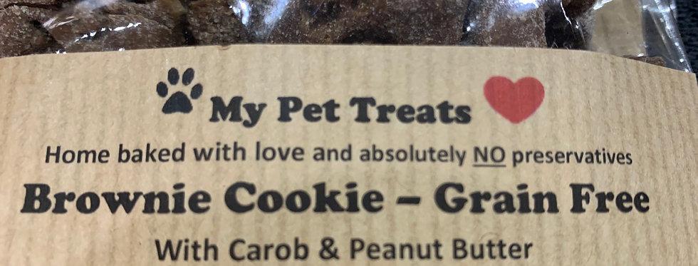 Grain & Gluten Free Brownie Cookie Bites
