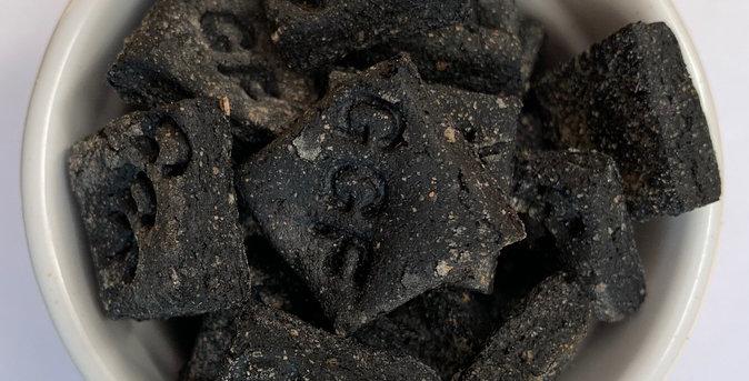Grain & Gluten Free Blackberry Surprise Dog Treats