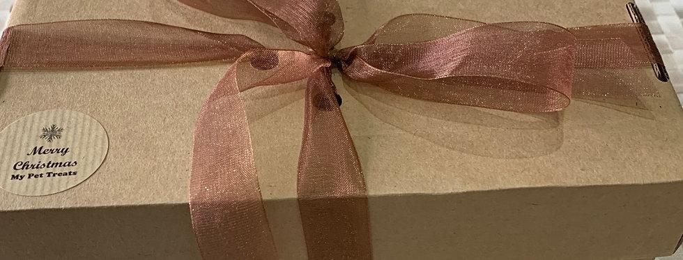Large Gift Box of Dog Treats