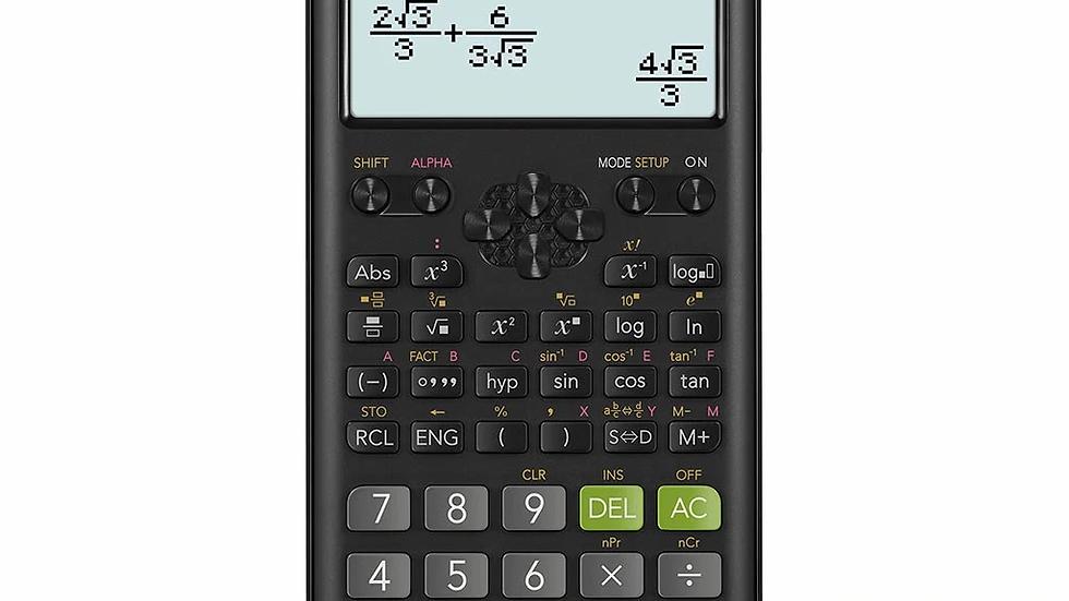 Casio FX-82ES PLUS 2nd Edition Scientific Calculator