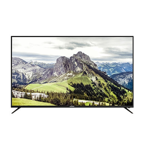 """KONIC 58"""" 4K Ultra HD LED TV with Freeview , 3840X2160 , 3X HDMI , 200x200mm VES"""