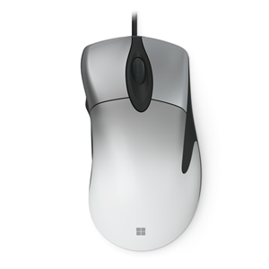 MICROSOFT WIRED PRO INTELLIMOUSE SHADOW WHITE