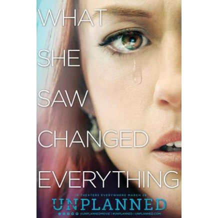 DVD Unplanned Movie [M-CD]