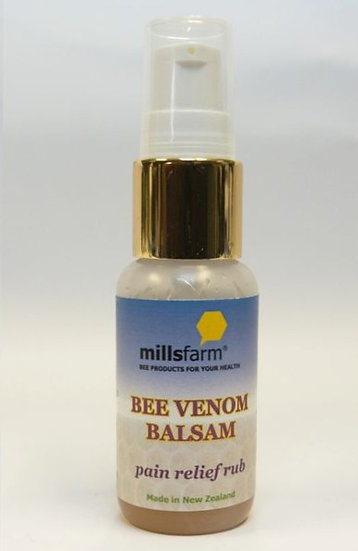 Bee Venom Balsam Pain Relief Rub - 30 gm
