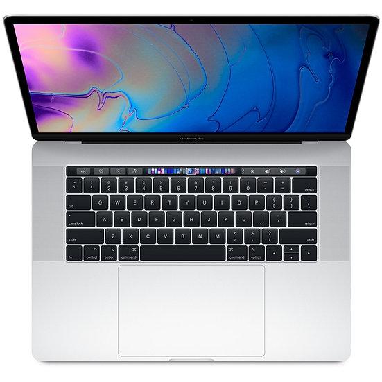 "Apple 16"" Macbook Pro Touch Bar (Silver) - 2.3GHz 8-Core 9th-Gen. Intel Core i9"