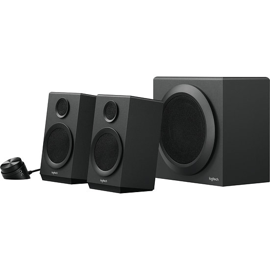Logitech Z333 2.1 Channel 40W Multimedia Speakers