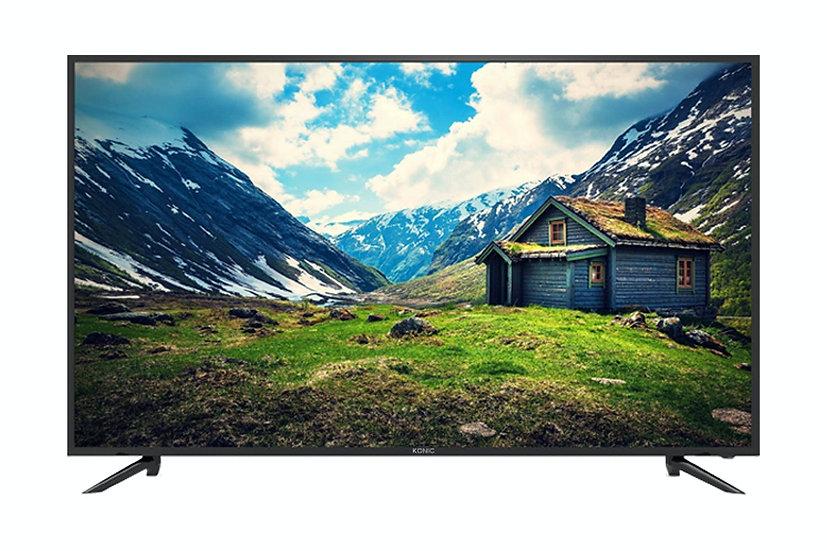 "KONIC 75"" 4K LED TV , 3840X2160,HDMIx3,USB,PVR,FREEV 600*400"