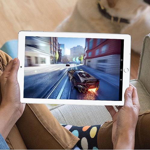 "Konka K107 V2 10.1"" Cellular/Wi-Fi Tablet Google Android"