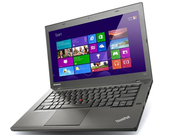 LENOVO T440 14'' LAPTOP, I5-4200M, 4GB, 500GB HDD, WIN10  PRO, I