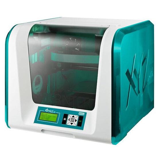 XYZ DA VINCI JR 1.0 WIFI 3D PRINTER - FFF PLA 150X150X150MM WIFI READY