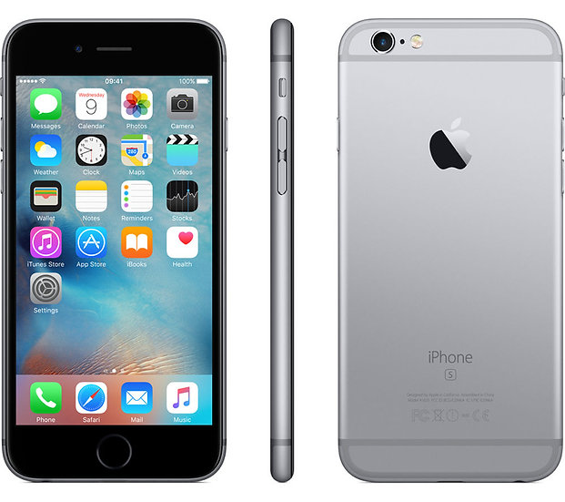 Apple	iPhone 6S	32GB	A/B Grade - 30+ Available - Various Colours