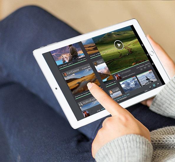 Konka 10.1'' Android Tablet 3G 2100,MTK6580, Quad Core, 2GB Ram 32G Storage