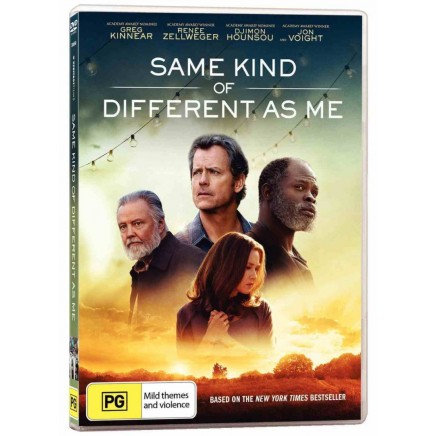 DVD Same Kind Of Different As Me [PG]