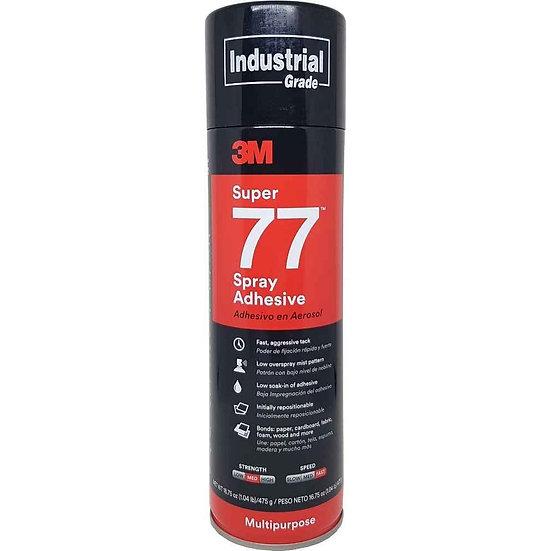 Scotch Adhesive SUPER 77 475g Spray Can
