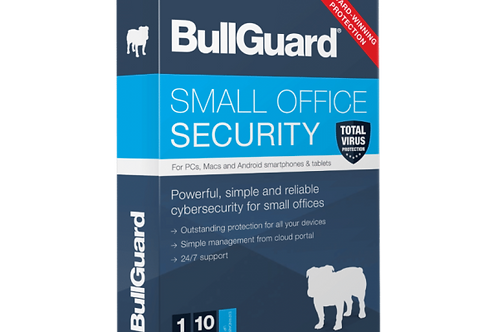 Bullguard Small Office Security - 12 Months - 15 Devices