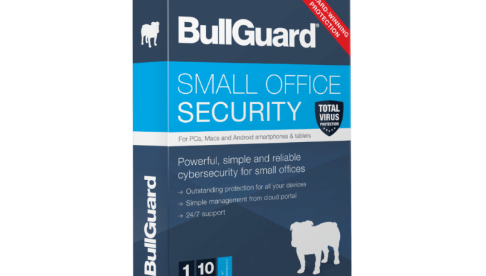 Bullguard Small Office Security - 12 Months - 25 Devices