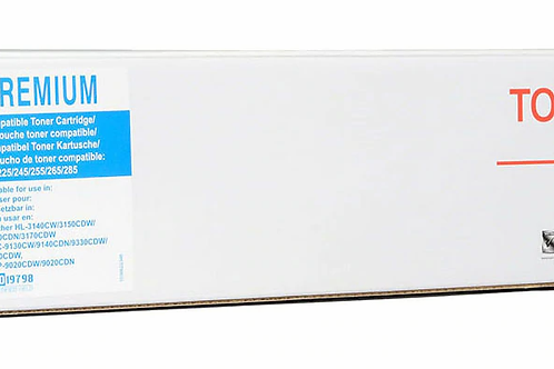 Icon Compatible Brother TN255 Cyan Toner Cartridge