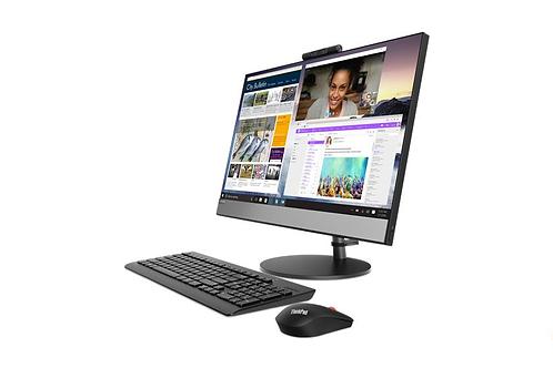 "LENOVO V530 24ICB, I5-9400T, 8GB, 256GB SSD, 23.8"" B360 CFL-R N-TOUCH, SLIM DVD"